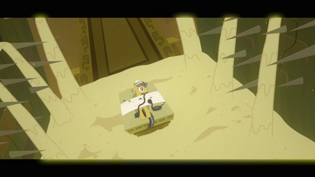Файл:Daring Do is trapped S02E16.png