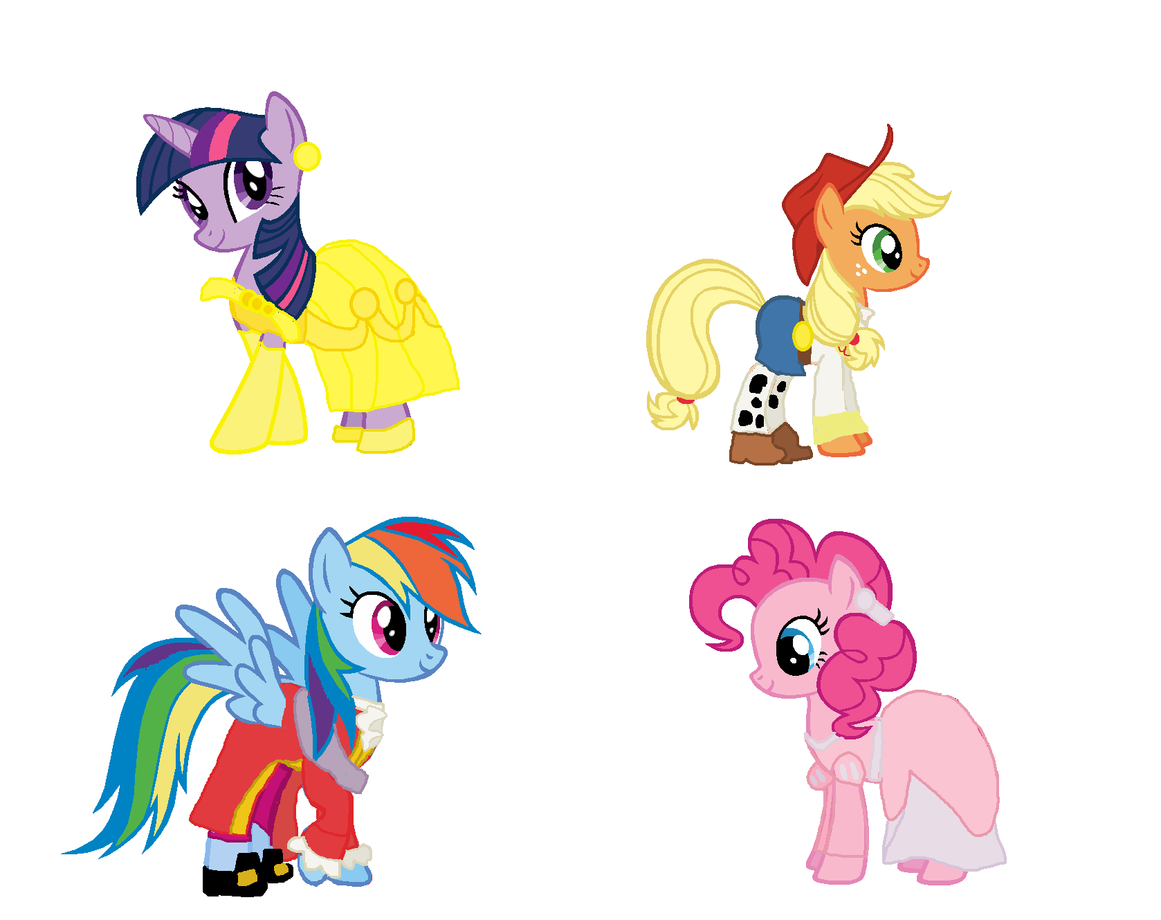 image fanmade ponies episode 5 from season 4 png my little pony