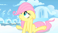 Filly Fluttershy embarrassed S1E23.png