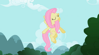 Fluttershy 'awesome and cool' S2E07