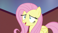 Fluttershy --because you didn't ask me to-- S6E21