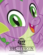 MLP The Movie Spike '2weeks' poster