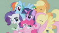 Main ponies together S01E02.png