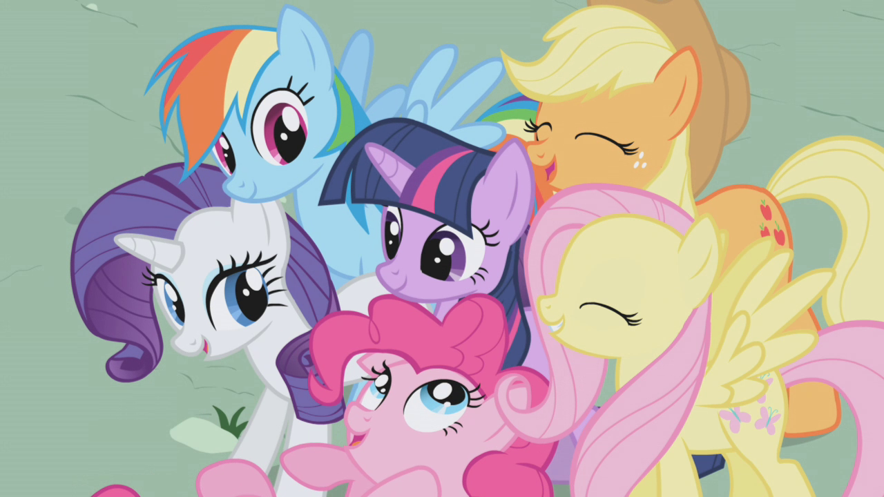 image main ponies together s01e02png my little pony