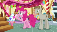 "Pinkie Pie ""there's no time to waste"" S8E3"