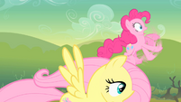 Pinkie Pie funny S1E15