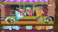 "Quibble ""I could never be friends with somepony"" S6E13"
