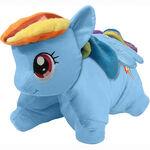 Rainbow Dash Pillow Pet Plush
