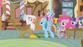 Rainbow Dash confronts Gilda S1E05.png