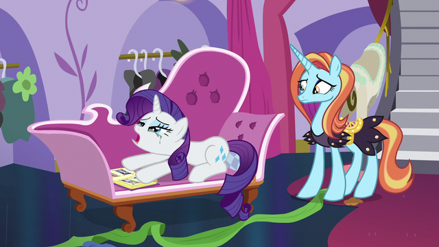 """File:Rarity """"I miss her so much!"""" S7E6.png"""