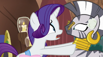 "Rarity ""I was hoping you could help!"" S8E11"