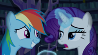 Rarity -I just told you- S5E21