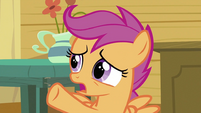 Scootaloo worried S2E23