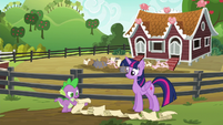 "Spike ""step three, walk away"" S6E10"