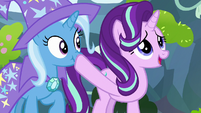 "Starlight Glimmer ""actually, Thorax"" S7E17"