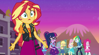 "Sunset Shimmer ""you can't!"" EGFF"