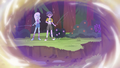 Trixie and Micro Chips find the riverbed dried up EG4.png