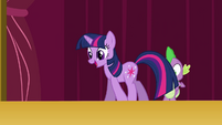 Twilight 'about as simple as they come' S3E03
