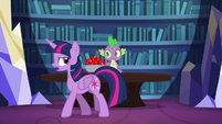 Twilight --they had this amazing and hilarious time-- S5E22