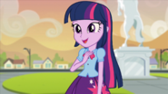 "Twilight Sparkle ""I'll just sing"" EG2"