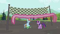Twilight moving the finish line S2E07