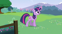 Twilight singing S2E25
