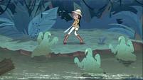 Video of Daring Do vs. the Swamp Monster EGDS22