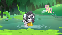 "Zecora ""I only got wet"" S7E20"