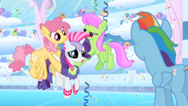 272px-Dizzy Twister and Merry May carry Rarity S1E16