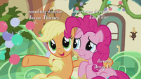 "Applejack ""friends or family"" S5E20"