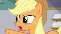 "Applejack ""have you always run every single one"" S6E10"