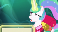 "Celestia ""Luna always handled directions"" S9E13"