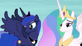 Celestia and Luna observe Starlight's nightmare S7E10.png