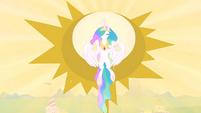 Celestia raising the sun S1E23