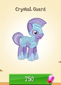 Crystal Guard MLP Gameloft.png