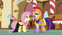"Fluttershy ""I have the perfect idea"" S5E21"
