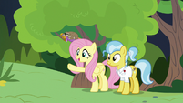 "Fluttershy ""even better than you imagined!"" S7E5"