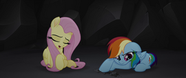 """Fluttershy """"was such a mistake"""" MLPTM"""