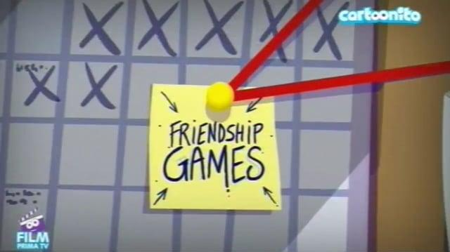 Friendship Games - Italian