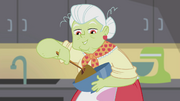 Granny Smith folding cookie batter EG2