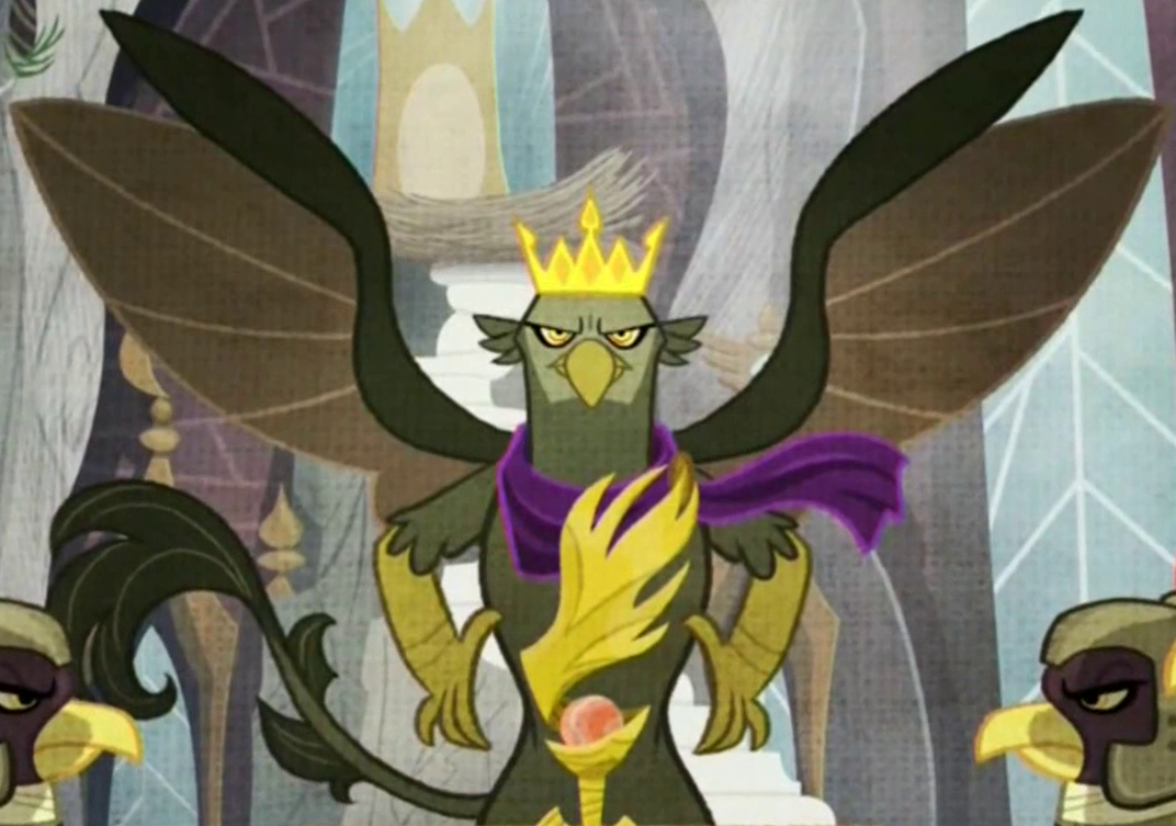 image king grover id s5e8png my little pony