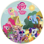 Magical Friendship Tour Celestia Variant side B