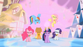 Main ponies Activating the Elements S2E2.png