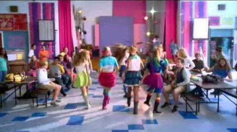 Muñecas My Little Pony Equestria Girls - España - Segundo anuncio