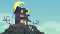Nightmare Moon's Haunted Castle EGROF