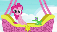 Pinkie Pie -friendship ambassador road trip game!- S7E11