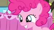 Pinkie sorrindo quando potra T1E23