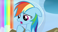 Rainbow Dash -I took them for granted- S7E7