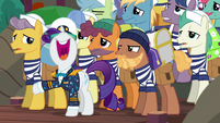 "Rarity ""decadence and extravagance!"" S6E22"