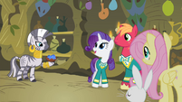 Rarity 'Zecora, that's fantastic!' S4E14